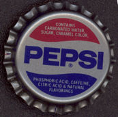 #BC008 - Early Plastic Lined Pepsi Cola Cap
