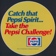 #SOZ107 - Take the Pepsi Challenge Decal