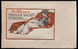#CS369 - Dr. Blumer's Persian Sachet Powder Envelope - As low as 50¢ each