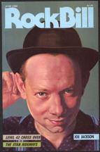##MUSICBG0052 - June 1986 RockBIll Magazine - Joe Jackson Cover