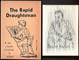 #TY698 - The Rapid Draughtsman Child's Drawing Toy - 1930 movie stars