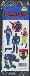 #CH356 - Orion Pictures Licensed RoboCop Foil Decals for Bikes & Trikes - As Low as 75¢ each