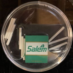 #TOP075 - Salem Cigarettes Advertising Promo Giveaway Game