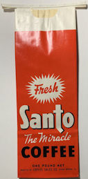 #CS020 - Santo Coffee Bag