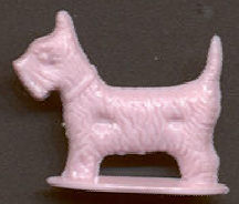 #TY633 - Scottie Dog Vending Toy