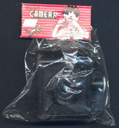 #TY682 - Toy Squirt Camera in Original Packaging