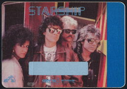 ##MUSICBP0198 - Starship OTTO Backstage Pass from the 1985/86 Knee Deep in the Hoopla Tour - as low as $2 each