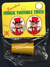#TY787 - Traveler's Magic Thimble Trick - As low as 75¢ each