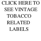 Labels - Tobacco