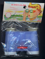 #TY626 - Toy Binoculars in Header Bag