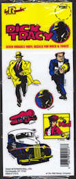 #CH338 - Disney Licensed Dick Tracy Vinyl Decals for Bikes & Trikes - As Low as 75¢ each