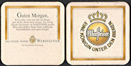 #SP081 - Warsteiner Beer Coaster