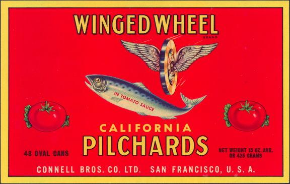 #ZLC367 - Winged Wheel Crate Label