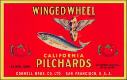 #ZLC367 - Winged Wheel Crate Label