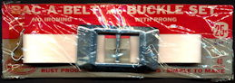 #CS408 - Bac-A-Belt Buckle Kit