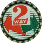 #BC012  - Two Way Soda Bottle Cap - As low as 8¢ each
