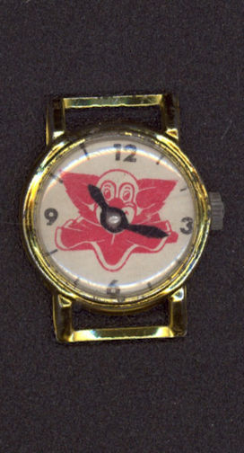 #CH327  - Bozo the Clown Toy Watch - As low as $1.75 each