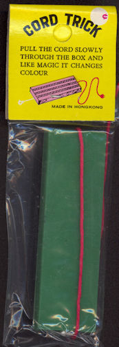 #TY779 - Cord Magic Trick - As low as $1 each