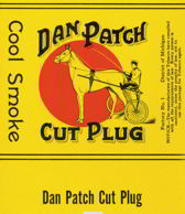 #ZLT015 - Dan Patch Cut Plug Tobacco Wrapper