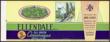 #ZLCA106 - Ellendale Asparagus Label