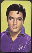 ##MUSICBG0079  - 1966 Elvis RCA Pocket Calendar
