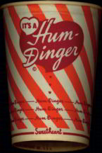 #PC058 - Hum-Dinger MIlk Shake Cup