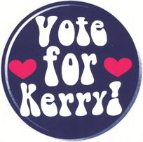 #PL252 - Vote for Kerry T-Shirt