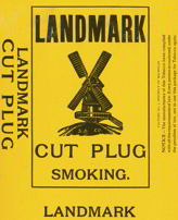 #ZLT018 - Landmark Tobacco Wrapper