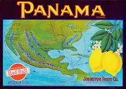#ZLC112 - Panama Lemon Crate Label