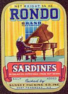 #ZLCA061 - Rondo Sardines Label