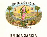 #ZLSC032 - Emilia Garcia Inner Cigar Box Label
