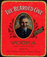 #ZLW033 - Set of Two Different The Bearded One Booze Labels
