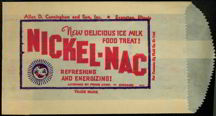 #PC053 - Nickel-Nac Ice Milk Bag