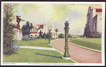 #ZZZ047 - Unused 1915 Panama-California Exposition Postcard