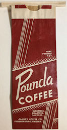 #CS434 - Group of 4 Pounda Coffee Coffee Bags