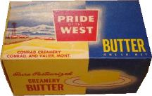 #DA004 - Pride of the West Butter Box