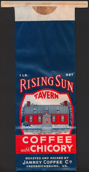 #CS238 - Rising Sun Tavern Coffee Bag