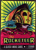 #ZZA038 - 1991 Rocketeer Pack of Trading Cards