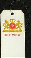 #TOP002 - Philip Morris Shipping Tag