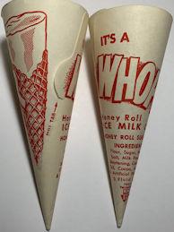 #PC065 - Whopper Sugar Cone Holder
