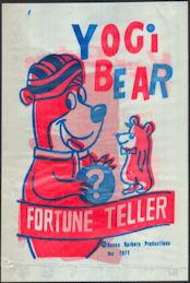#CH029 - Yogi Bear Fortune Teller